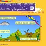 cuentos y leyendas ilustradas