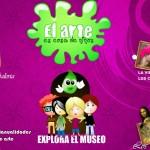 Explora el museo. Educa Juegos