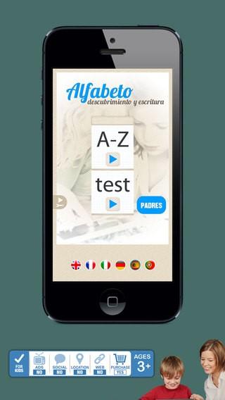 Descubre, aprende y escribe el alfabeto