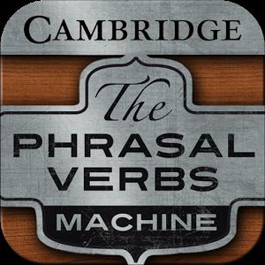 The Phrasal Verb Machine
