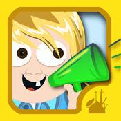 Mensajería instantánea con un avatar parlante