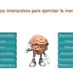 juego interactivo de memoria