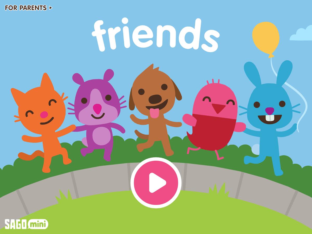 Con cinco amigos y diez actividades, hay mucho que explorar.