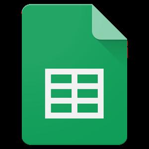 Crea, edita y colabora con otros usuarios en hojas de cálculo desde tu teléfono o tablet