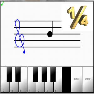 aprender música leer música ¼