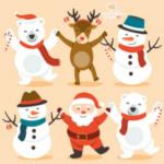 Feliz-navidad-botón-música
