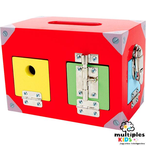 Cerraduras Montessori