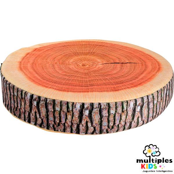 Cojín tronco