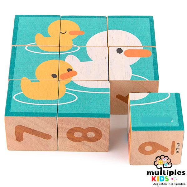 Puzzle de Cubos