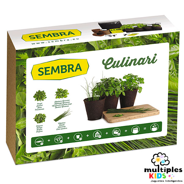 Aromáticas kit
