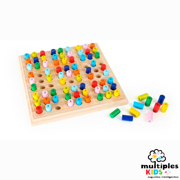 Sudoku multicolor