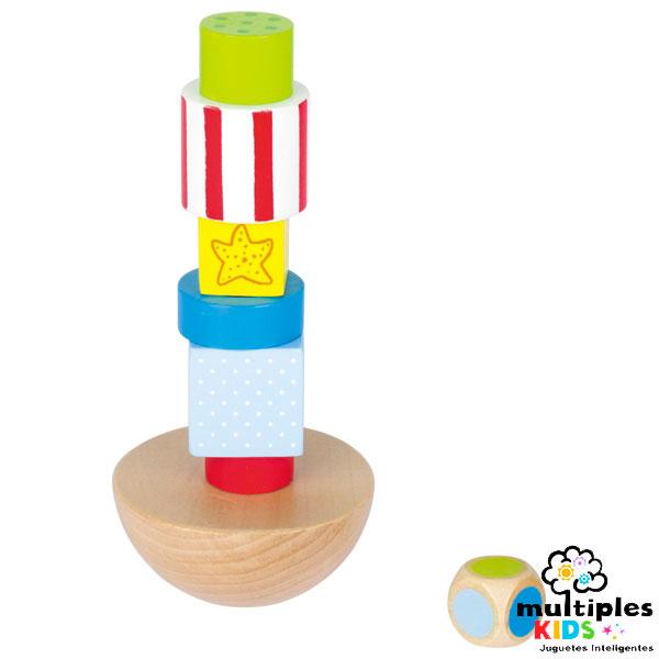 Torre de precisión y autocontrol