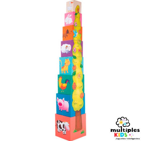 Torre puzzle