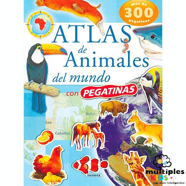 Altas de animales del mundo