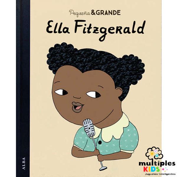 Ella Fitzgerald Colección pequeñas y grandes Mujeres