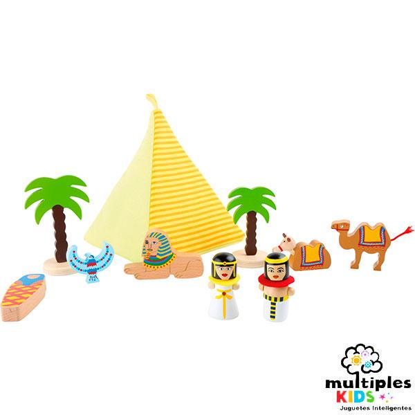 Juega con Egipto