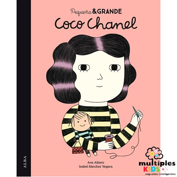 Coco Chanel. Pequeña Grande