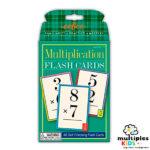Cartas matemáticas multiplicaciones
