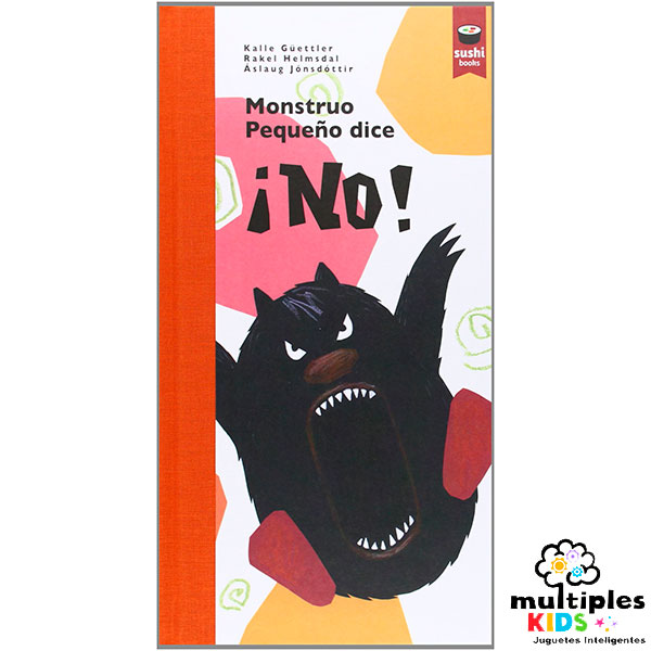 Monstruo pequeño dice No