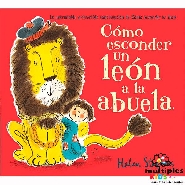 Cómo esconder un leon de la abuela
