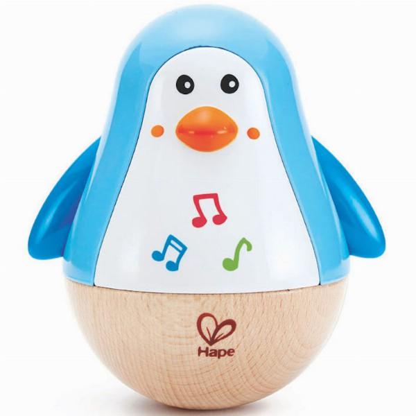 Pingüino bailón