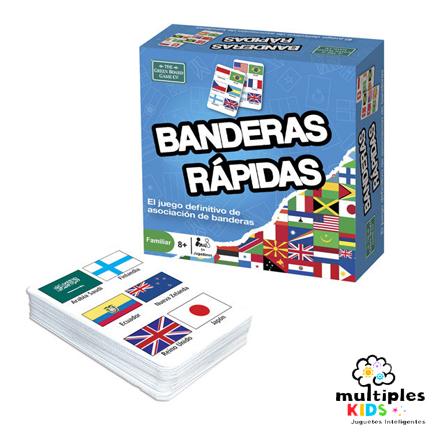 BANDERAS RAPIDAS
