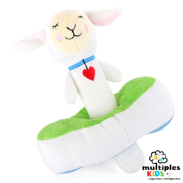 Sonajero ovejita amorosa