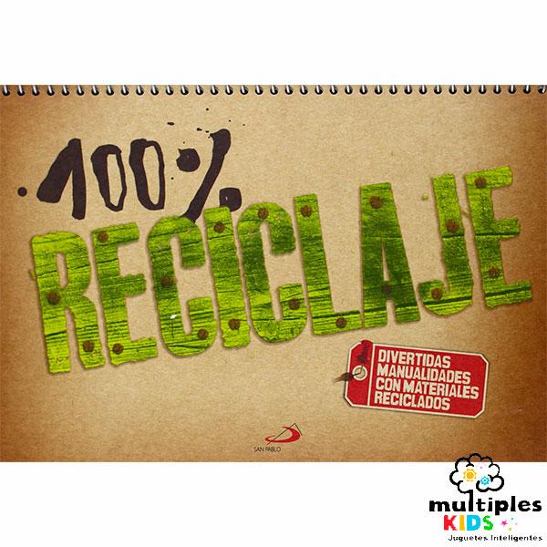 100% reciclaje
