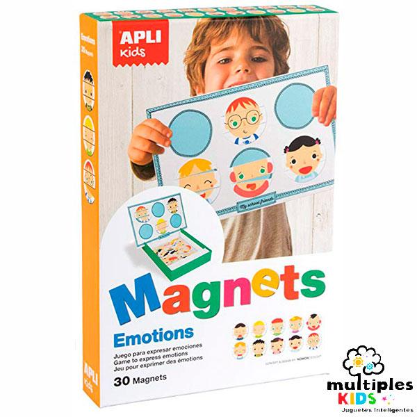 Emociones magnéticas