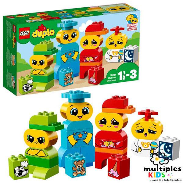 Lego emocion