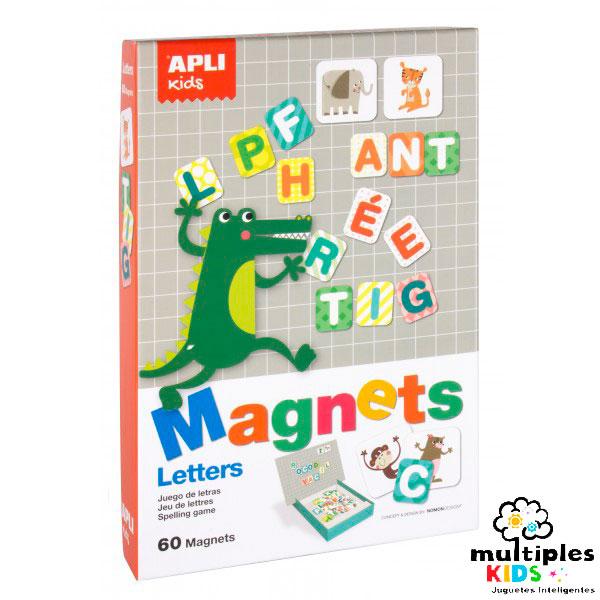 Magnético letras