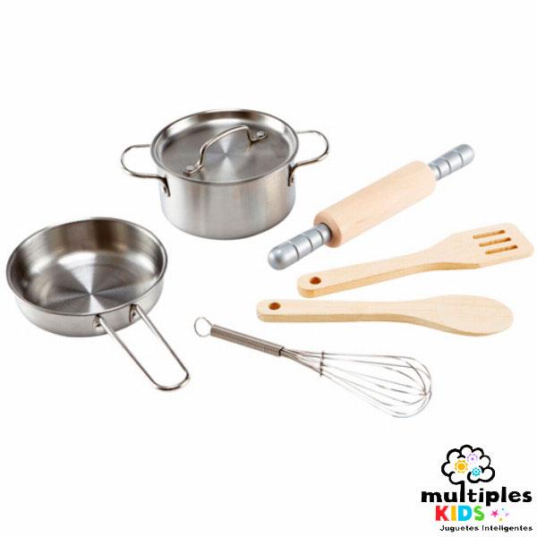 Set de cocina chef