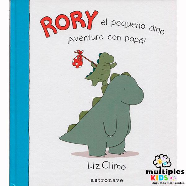 Rory el pequeño dino aventura con papá