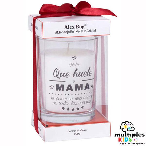 Vela que huele a mamá