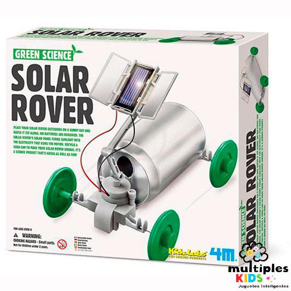 Coche Solar Rover G