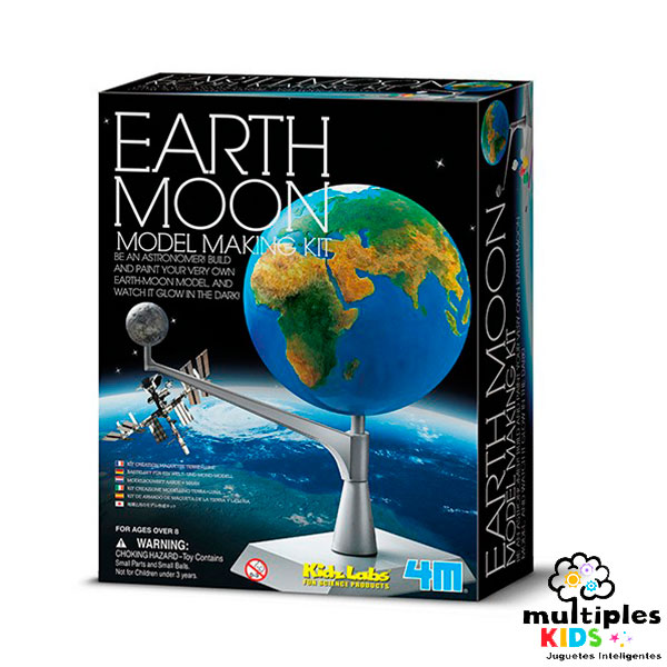 Earth Moon Model