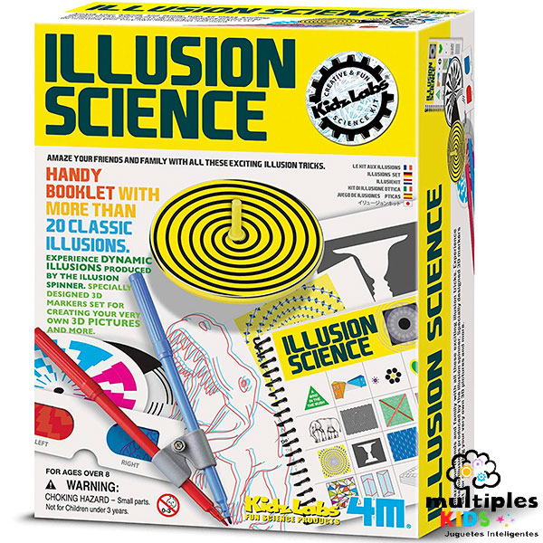 Illusion Science