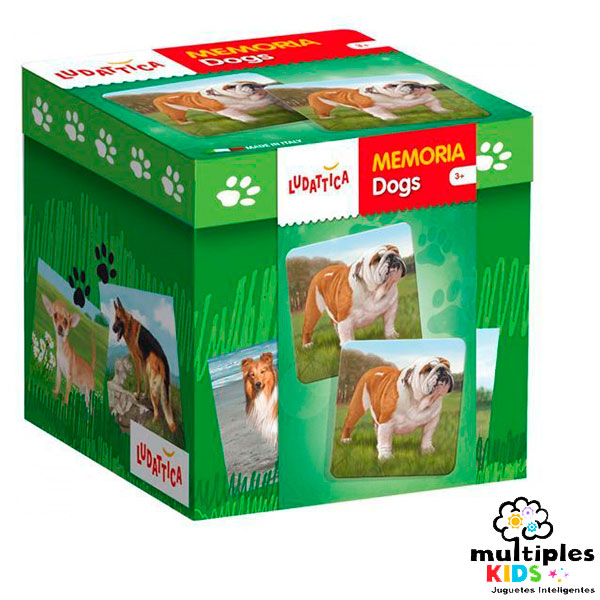 Memoria Kids Perros