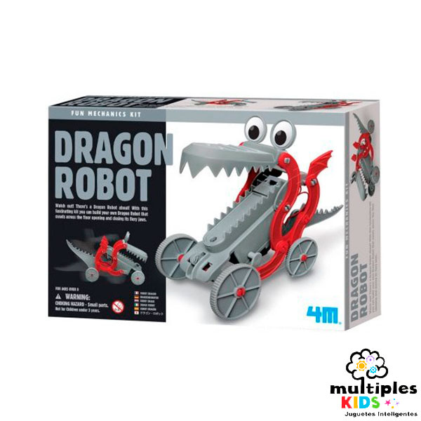 Robot Dragón – Mechanics Dragon Robot