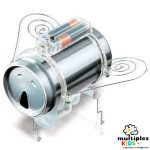Robot Insecto Soda Can Robug