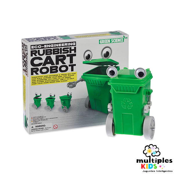 Rubbish Cart Robot