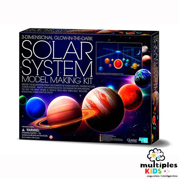 Sistema Solar Móvil