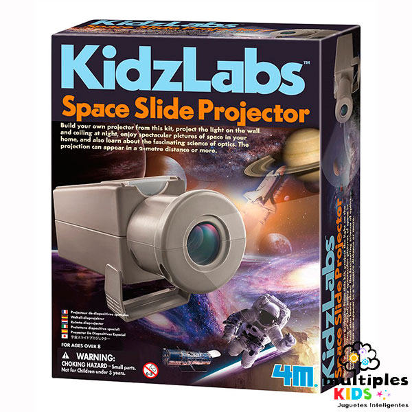 Space Slide Projector