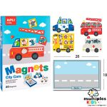 Magnets city cars