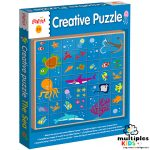 Puzzle creativo In the Sea