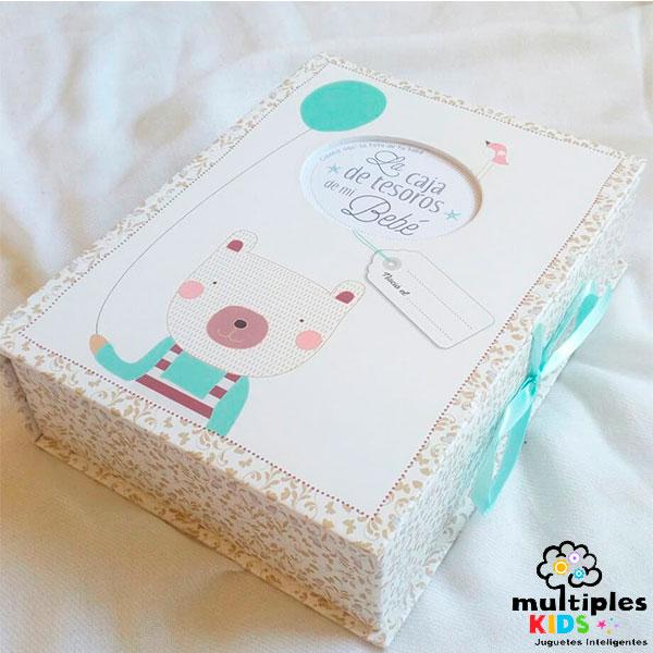 La caja de los tesoros de mi bebé