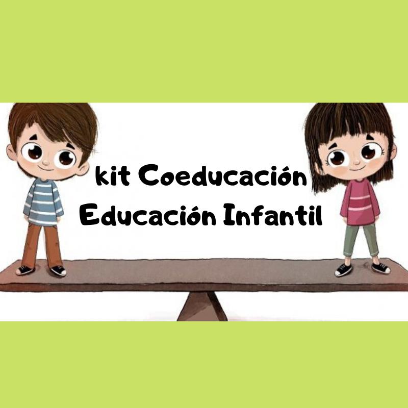 Kit Coeducación Infantil