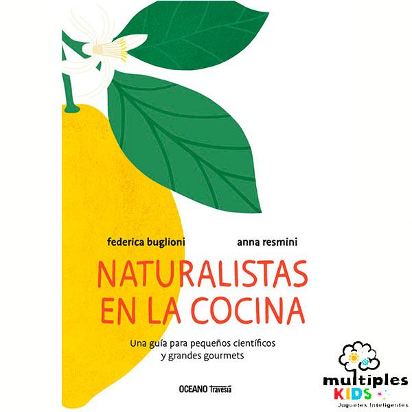 Naturalistas en la cocina
