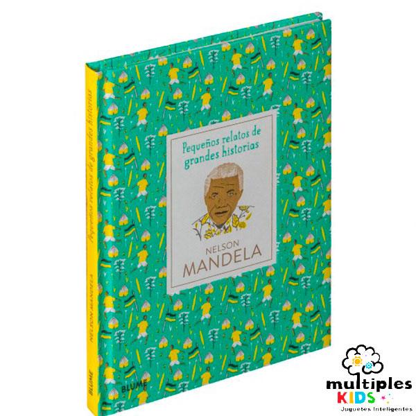 Nelson Mandela. Pequeños relatos