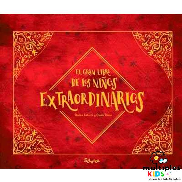 El libro de los niños extraordinarios